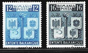 Romania 504-505 - MH