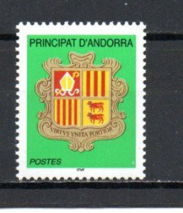 Andorra - French 577 MNH