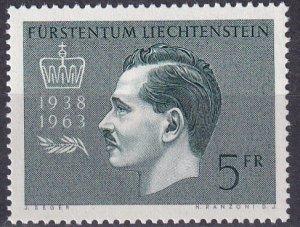 Liechtenstein #375 MNH  CV $4.00 (Z3622)