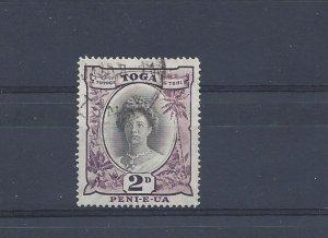 Tonga, 56a, Queen Salote Single, Used