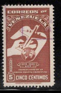 Venezuela  Scott C284 Used  stamp