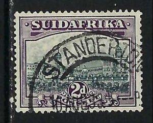 SOUTH AFRICA 54b VFU K402-6