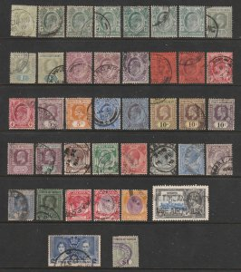 Straits Sett. an unsorted lot of the 3 Kings