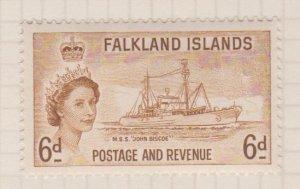 Falkland Islands Sc#125 MH