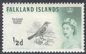 FALKLAND ISLANDS SCOTT 128A