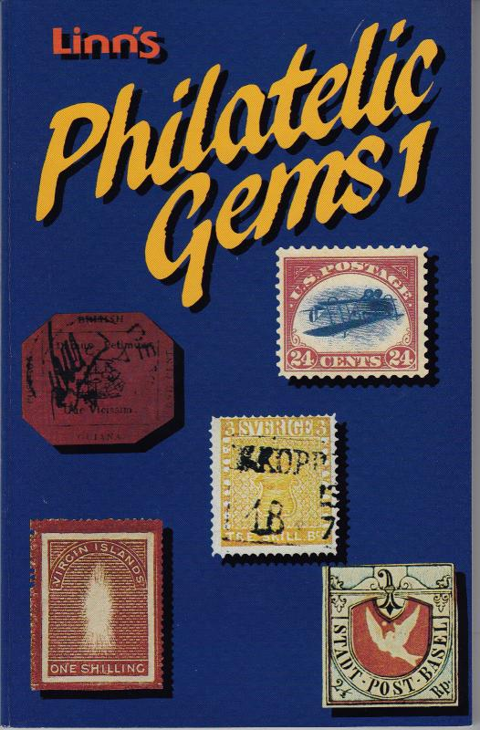 Lynn's Philatelic Gems 1 Book for Stamp Collectors NEW Never Read 174 pages