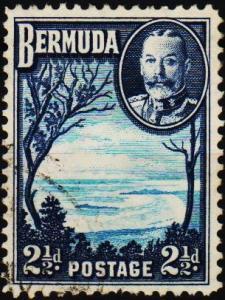 Bermuda. 1936  2 1/2d  S.G.102 Fine Used