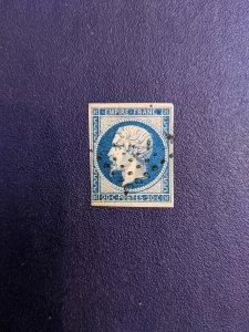 France 15-15b VF, CV $11.35
