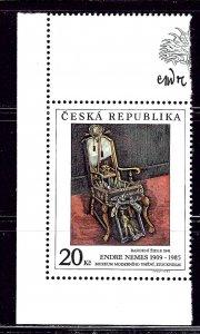 Czechoslovakia 2995 MNH 1996 Artwork
