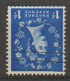 Great Britain SG 571wi  Used  watermark inverted