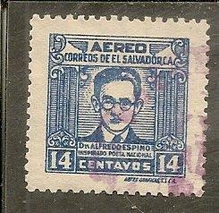Salvador  Scott C107   Espino   Used