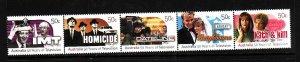 Australia-Sc#2576a-unused NH set-Australian Television-2006-