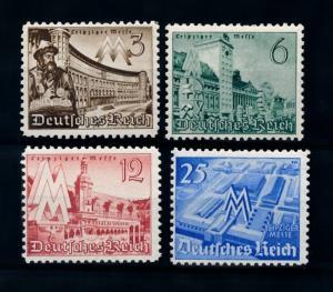 [70549] Germany 3rd Reich 1940 Leipzig Spring Fair  MNH