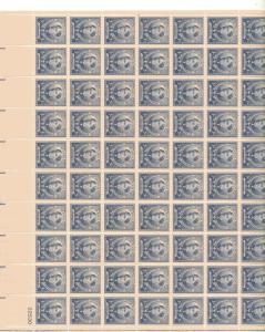 US 872 - 5¢ Frances E. Willard Unused