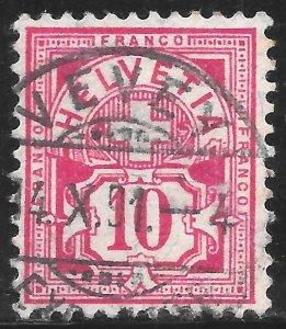 Switzerland Used [2069]