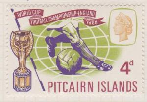 Pitcairn Islands Sc#60 MH