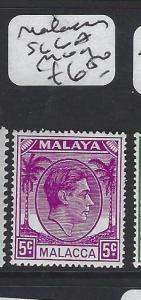 MALAYA  MALACCA   (PP2303B)  KGVI 5C  SG 6A  MOG