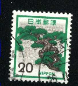 Japan 1071   -3  used VF 1971-75 PD