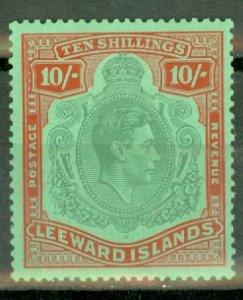 AA: Leeward Islands 114a mint CV $125