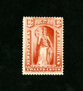 US Stamps # PR63 FVF OG H Scott Value $500.00