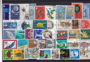 United Nations Stamps Ref 15724