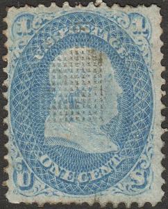 U.S. 92 F+VF MH (70218)