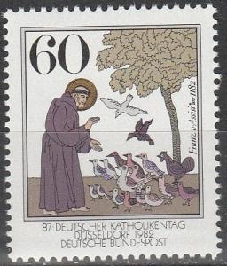 Germany #1380  MNH (S9203)