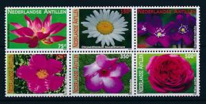 [NA1888] Netherlands Antilles Antillen 2009 Flowers MNH # 1888-93