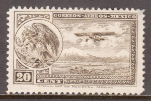 Mexico - Scott #C13 - MH - Thinning at right, dist. gum, toning - SCV $37.50