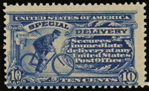 U S stamps Scott E6 Special Delivery MNH cv $500.00