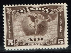 Canada Scotts# C2 - Mint No Gum - Lot 122015