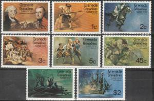 Grenada Grenadines #91-8  MNH   (S9631)