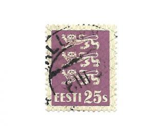 Estonia 1935 - Scott #101