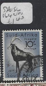 SOUTH AFRICA  (PP1309B)  10/-  GNU  SG 164   VFU