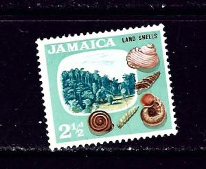 Jamaica 220 MNH 1964 Land Shells