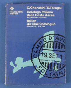 Italian Airmail catalogue Vol I 1846/1930.