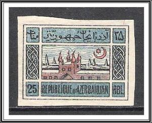 Azerbaijan #9 (v) Temple MH