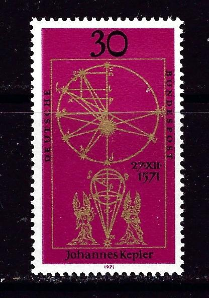 Germany 1072 NH 1971 Issue
