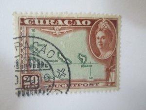 Netherlands Antilles #C20  used 2019 SCV = $0.25