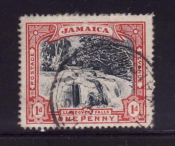 Jamaica 32 Set U Llandovery Falls, Waterfall (B)