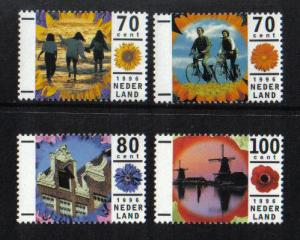 Netherlands 1996  MNH Tourism complete