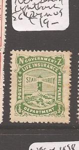 New Zealand Lighthouse SG L24 MOG (2can)