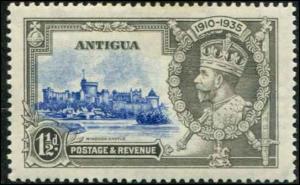 Antigua SC# 79 SG# 93 George V Jubilee 2-1/2d MH