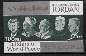 Jordan 534J Kennedy s.s.  MNH c.v. $22.50 (z1)