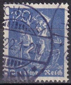 Germany #147 F-VF  used   (K2192)