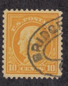 US Stamp Scott # 510 Used XF