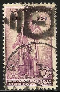 United States 1936 Scott# 777 Used