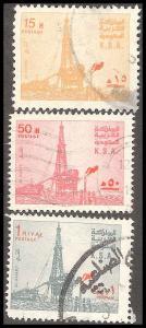 Saudi Arabia 733,740,750 Used F-VF