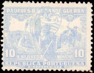 Portugal #RA7-RA10, Complete Set(4), 1885, Hinged