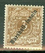 CQ: Marshall Islands 7a mint CV $275